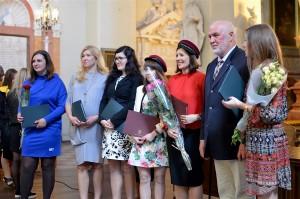 2016.06.09 Diplomu iteikimas Ruzevicius ir grupe